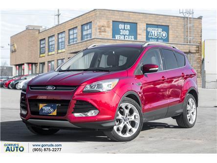 2014 Ford Escape Titanium (Stk: E02425) in Milton - Image 1 of 22
