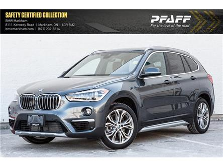 2019 BMW X1 xDrive28i (Stk: U12864) in Markham - Image 1 of 20