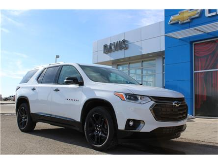 2020 Chevrolet Traverse Premier (Stk: 214553) in Claresholm - Image 1 of 28