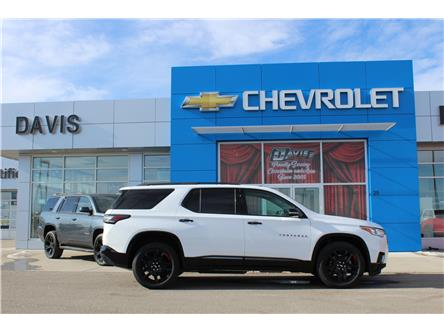 2020 Chevrolet Traverse Premier (Stk: 214553) in Claresholm - Image 2 of 28