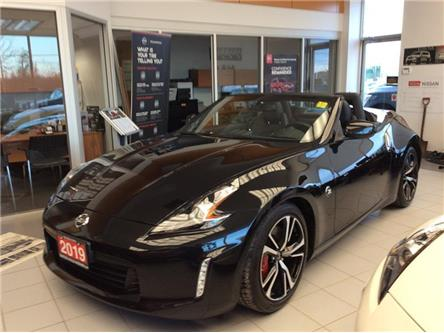 2019 Nissan 370Z Touring Sport (Stk: P2049) in Smiths Falls - Image 1 of 6