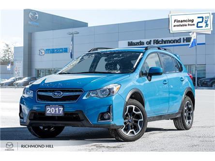 2017 Subaru Crosstrek Sport (Stk: 20-209A) in Richmond Hill - Image 1 of 19