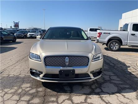 2017 Lincoln Continental Reserve (Stk: 26232a) in Tilbury - Image 2 of 17