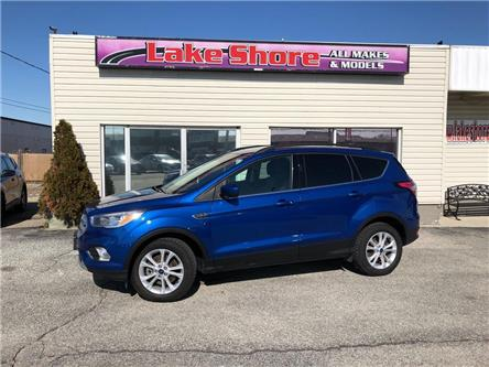 2018 Ford Escape SE (Stk: K9049) in Tilbury - Image 1 of 18