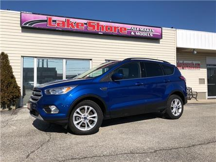 2018 Ford Escape SE (Stk: K9049) in Tilbury - Image 2 of 18