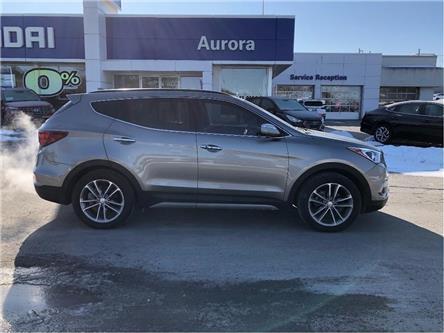2018 Hyundai Santa Fe Sport Limited (Stk: 21360) in Aurora - Image 2 of 25