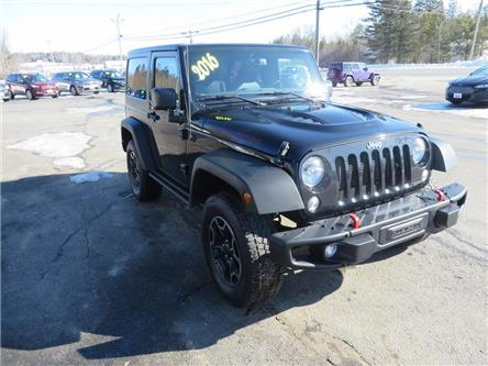 2016 Jeep Wrangler  (Stk: 34385P) in St. George - Image 1 of 11