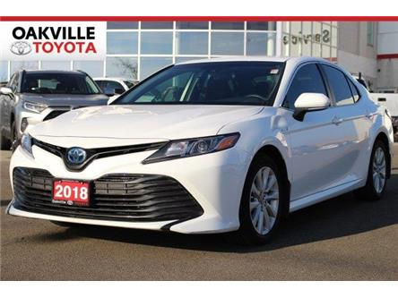 2018 Toyota Camry Hybrid LE (Stk: LP3643) in Oakville - Image 1 of 17