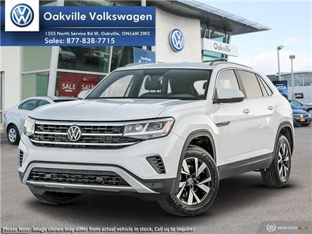 2020 Volkswagen Atlas Cross Sport 3.6 FSI Comfortline (Stk: 21813) in Oakville - Image 1 of 23