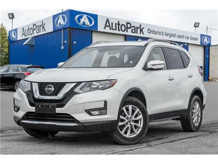 2019 Nissan Rogue SV (Stk: 19-07370R) in Georgetown - Image 1 of 20