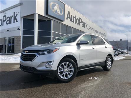 2018 Chevrolet Equinox 1LT (Stk: 18-77388JB) in Barrie - Image 1 of 27