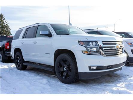 2017 Chevrolet Tahoe Premier (Stk: 20-073A) in Edson - Image 1 of 11