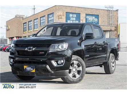 2019 Chevrolet Colorado Z71 (Stk: 116808) in Milton - Image 1 of 19