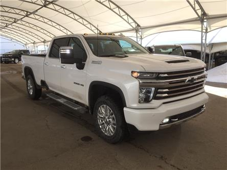 2020 Chevrolet Silverado 3500HD High Country (Stk: 181906) in AIRDRIE - Image 1 of 67