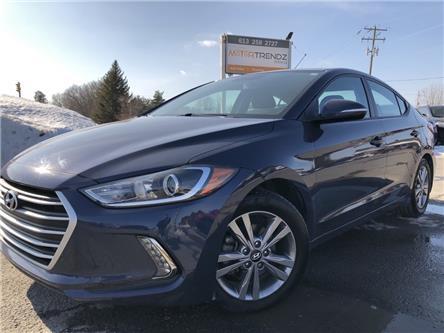 2018 Hyundai Elantra GL (Stk: -) in Kemptville - Image 1 of 26