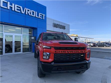 2020 Chevrolet Silverado 2500HD Custom (Stk: 214547) in Fort MacLeod - Image 2 of 13