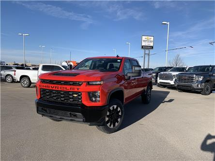 2020 Chevrolet Silverado 2500HD Custom (Stk: 214662) in Fort MacLeod - Image 1 of 3