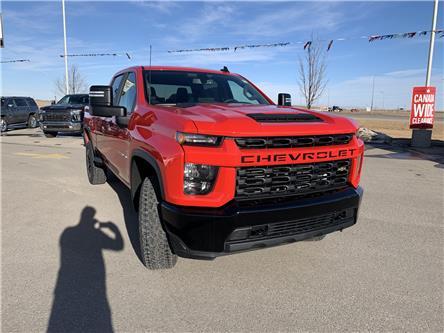 2020 Chevrolet Silverado 2500HD Custom (Stk: 214662) in Fort MacLeod - Image 2 of 3