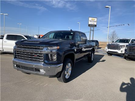 2020 Chevrolet Silverado 2500HD LTZ (Stk: 212406) in Fort MacLeod - Image 1 of 16