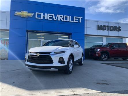 2020 Chevrolet Blazer LT (Stk: 214551) in Fort MacLeod - Image 1 of 17