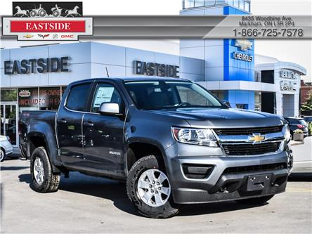 2020 Chevrolet Colorado WT (Stk: L1192669) in Markham - Image 1 of 20