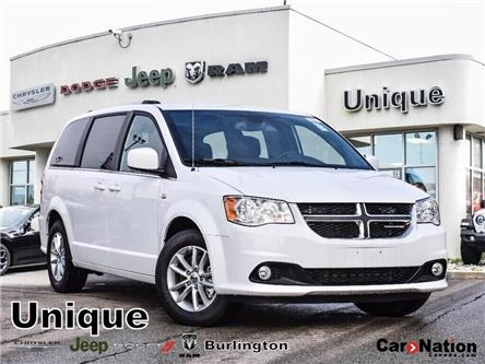 2019 Dodge Grand Caravan SXT| 35th ANNIVERSARY| DVD| REAR CAM| SUPER CONSOL (Stk: K1187) in Burlington - Image 1 of 28