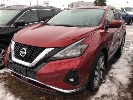 2020 Nissan Murano SL (Stk: LN114711) in Whitby - Image 1 of 5