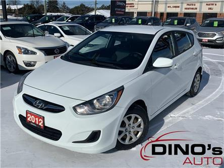 2012 Hyundai Accent  (Stk: 028248) in Orleans - Image 1 of 24