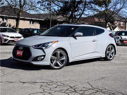 2013 Hyundai Veloster Turbo|Leather|Navi|Pano roof|Loaded (Stk: 5474) in Stoney Creek - Image 1 of 17