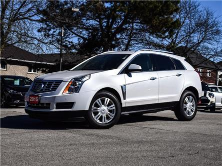 2015 Cadillac SRX Navi | Pano Sunroof | Back up Cam | Loaded (Stk: 5572) in Stoney Creek - Image 1 of 27