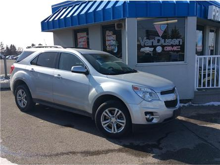 2012 Chevrolet Equinox FWD 4dr 1LT (Stk: 200196A) in Ajax - Image 1 of 21
