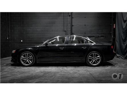 2017 Audi A8 4.0T (Stk: CT20-56) in Kingston - Image 1 of 35
