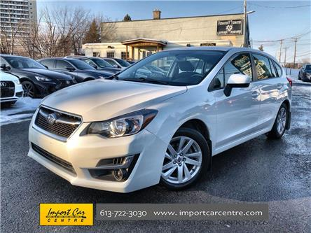 2016 Subaru Impreza 2.0i Touring Package (Stk: 216340) in Ottawa - Image 1 of 25