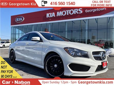 2016 Mercedes-Benz CLA-Class CLA 250 | LEATHER | HEATED SEATS | BLUETOOTH | (Stk: P13118) in Georgetown - Image 1 of 27