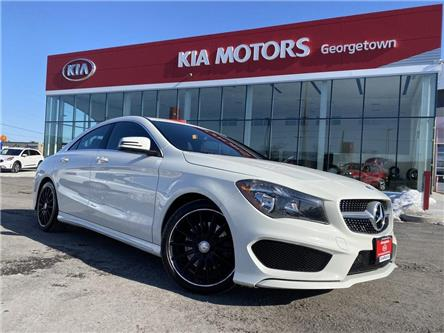 2016 Mercedes-Benz CLA-Class CLA 250 | LEATHER | HEATED SEATS | BLUETOOTH | (Stk: P13118) in Georgetown - Image 2 of 27