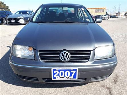 2007 Volkswagen City Jetta 2.0 (Stk: P5952A) in Milton - Image 2 of 11