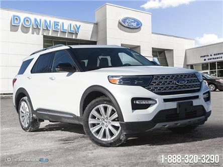 2020 Ford Explorer Limited (Stk: DT34) in Ottawa - Image 1 of 27