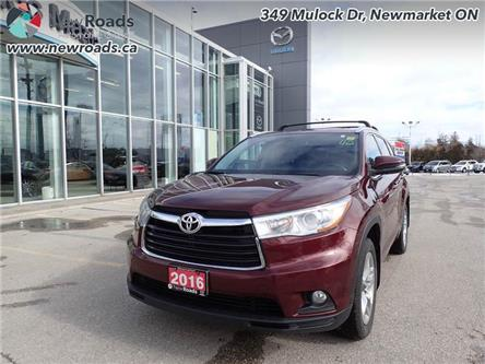 2016 Toyota Highlander Limited (Stk: 14365) in Newmarket - Image 1 of 30