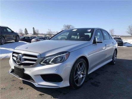 2016 Mercedes-Benz E-Class Base (Stk: U3015) in Innisfil - Image 1 of 19