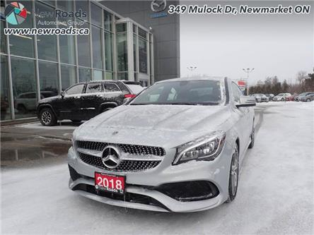 2018 Mercedes-Benz CLA 250 4MATIC Coupe (Stk: 14377) in Newmarket - Image 1 of 30