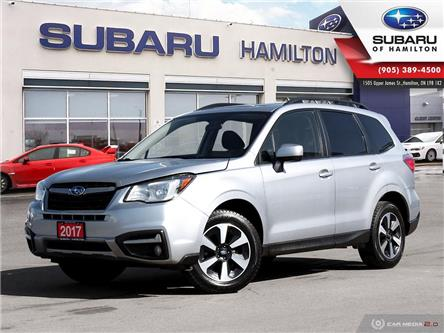 2017 Subaru Forester 2.5i Touring (Stk: U1540) in Hamilton - Image 1 of 27