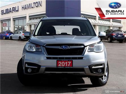 2017 Subaru Forester 2.5i Touring (Stk: U1540) in Hamilton - Image 2 of 27