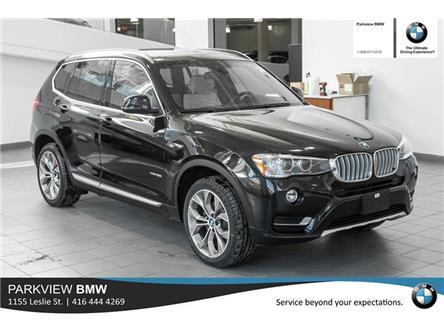 2017 BMW X3 xDrive28i (Stk: PP9047) in Toronto - Image 1 of 22