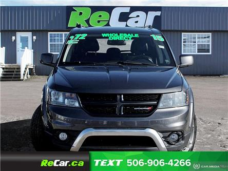 2015 Dodge Journey Crossroad (Stk: 200218A) in Saint John - Image 2 of 24