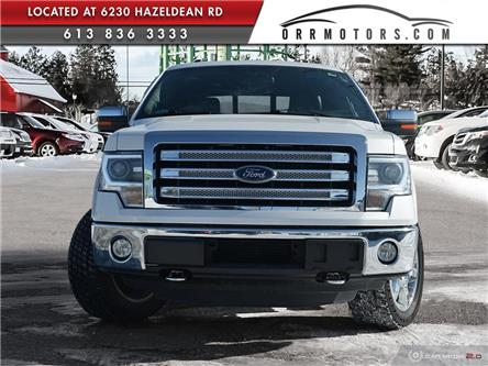 2013 Ford F-150 Lariat (Stk: 5805-1) in Stittsville - Image 2 of 27