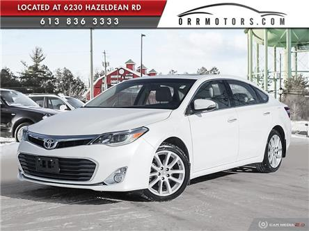 2014 Toyota Avalon Limited (Stk: 6033) in Stittsville - Image 1 of 27