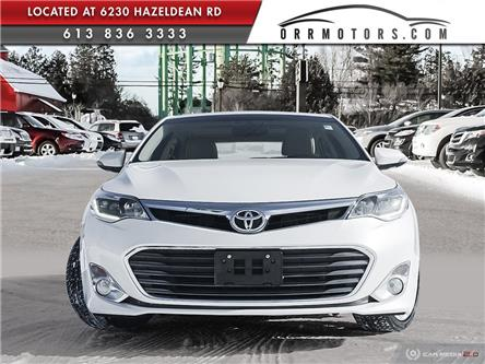 2014 Toyota Avalon Limited (Stk: 6033) in Stittsville - Image 2 of 27