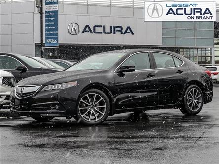 2016 Acura TLX Elite (Stk: D490) in Burlington - Image 1 of 29