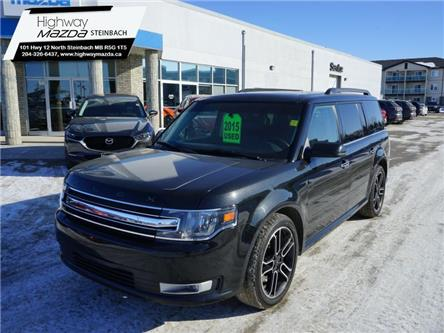 2015 Ford Flex SEL - AWD (Stk: A0285) in Steinbach - Image 1 of 25
