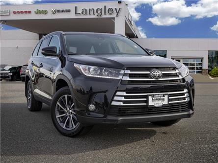 2019 Toyota Highlander XLE (Stk: L212069AA) in Surrey - Image 1 of 24